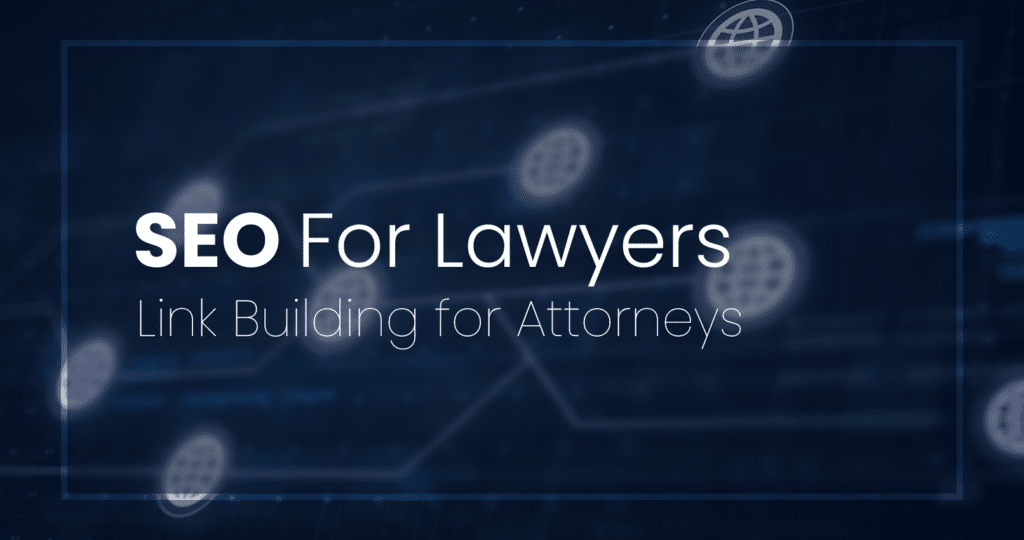 link building for attorneys